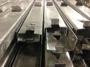 galvanized steel stampings